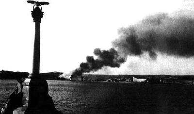 В 1941 году Николай Кузнецов позвонил в Кремль и сообщил о немецком налёте на Севастополь