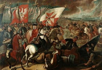 Северной войны русские войска разбили польско-шведский корпус генерала Мардефельда