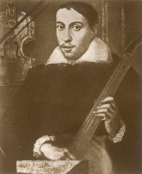 портрет Антонио Страдивари