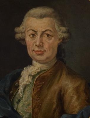 портрет Карло Гоцци