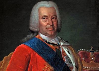 портрет Эрнста Иоганна Бирона