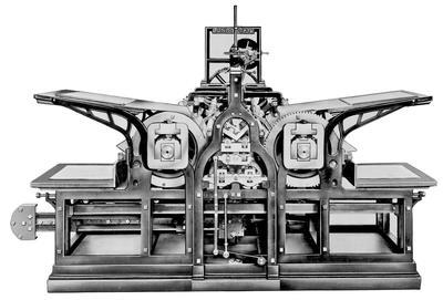 29 ноября в 1814 году английская газета «Таймс» была впервые отпечатана на вальцовом прессе