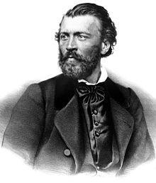 портрет Якова Полонского