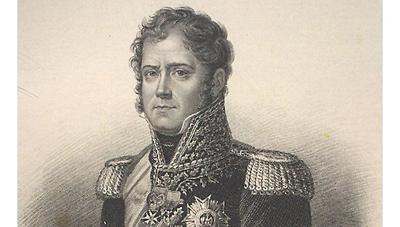 портрет Мишеля Нея