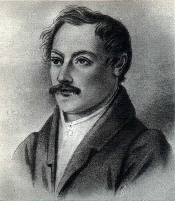 портрет А.И. Одоевского