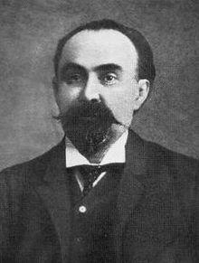 портрет Г.В. Плеханова
