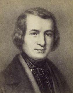 портрет Генриха Гейне
