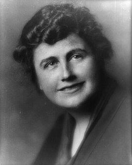 портрет Эдит Вильсон