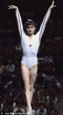 Надя Каманечи