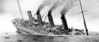 21 ноября в 1916 году затонул самый крупный корабль того времени «Британик»