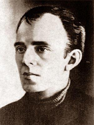 портрет Осипа Мандельштама