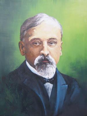 15 ноября в 1916 году скончался польский писатель Генрик Сенкевич