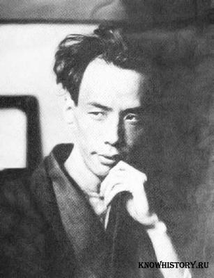 японский писатель Акутагава Рюноскэ