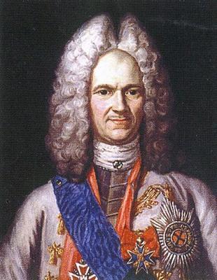 В 1729 году скончался генералиссимус и светлейший князь Александр Данилович Меншиков