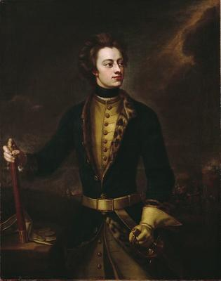 Шведский король Карл XII
