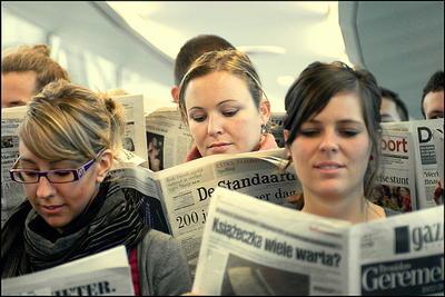В 1622 году в Лондоне начала выходить газета «Еженедельные известия из Италии, Германии и проч.»