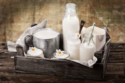 В 1965 году приняли постановление о бесплатной выдаче молока рабочим и служащим