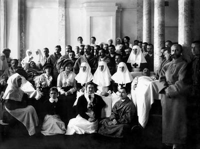 В 1867 году в России основано Общество Красного креста