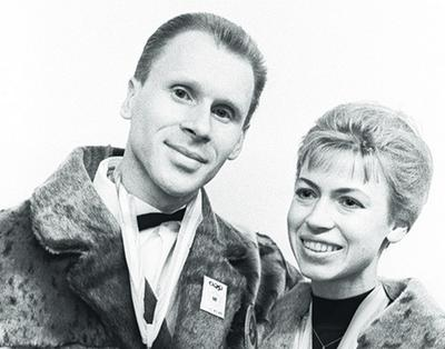 В 1979 году Людмила Белоусова и Олег Протопопов запросили убежища в Швейцарии