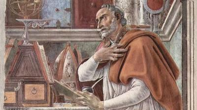13 ноября в 354 году родился отец церкви Августин Блаженный