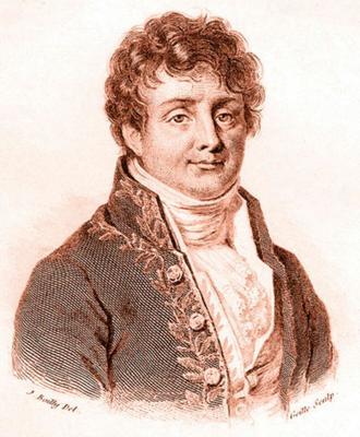Жан Батист Жозеф Фурье
