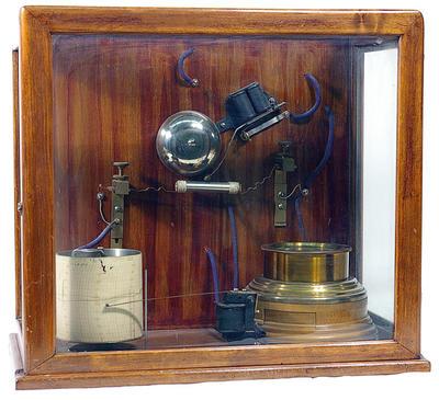 Первый в мире радиоприемник