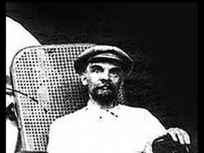 Больной Ленин