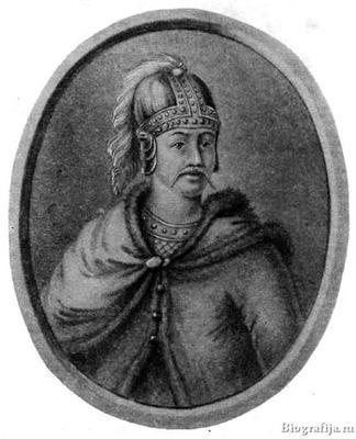 князь Олег Святославич