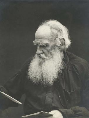 В 1908 году в домашнем кругу Лев Толстой заговорил о Пушкине