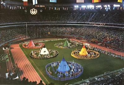 летние Олимпийские игры в Монреале