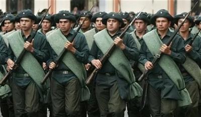 В 1931 году началась война Боливии с Парагваем из-за территории Чако