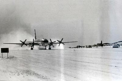В 1961 году в аэропорту Шереметьево приземлился самолет из Дании