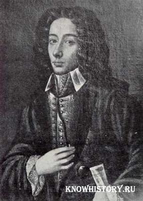 итальянский композитор Джованни Баттиста Перголези
