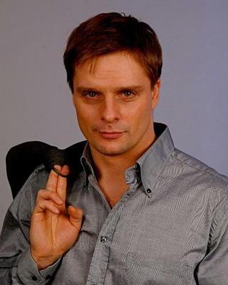 Российский актёр Александр Носик