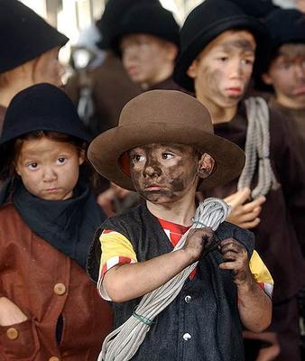 дети-трубочисты