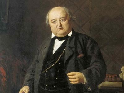 6 ноября в 1788 году на свет появился рсский актёр Михаил Семенович Щепкин
