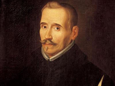 Испанский писатель Лопе де Вега