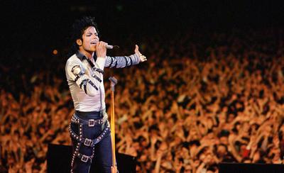 В 1988 году в Германии прошел необычный концерт Майкла Джексона