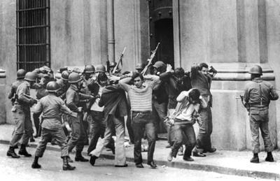 11 сентября в 1973 году в Чили был совершен государственный переворот