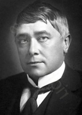 бельгийский поэт, драматург и философ Морис Метерлинк