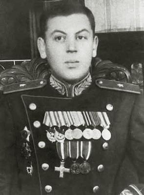 Сталин Василий Иосифович