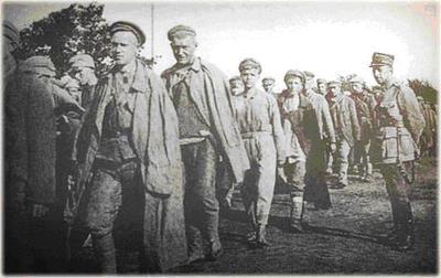 28 ноября в 1920 году опубликовали список расстрелянных военнослужащих, служивших в армии Врангеля