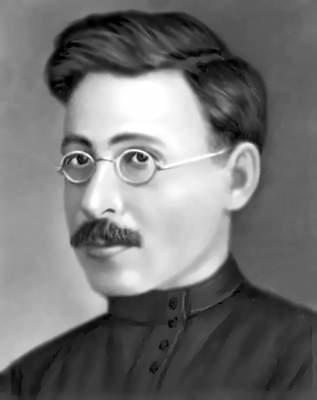 Николай Павлович Глебов-Авилов