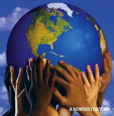 Земной шар