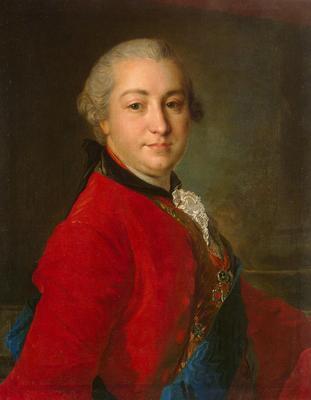 12 ноября в 1727 году родился Иван Иванович Шувалов