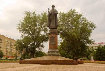 В 1997 году в Москве был открыт памятник князю Московскому Даниилу Александровичу