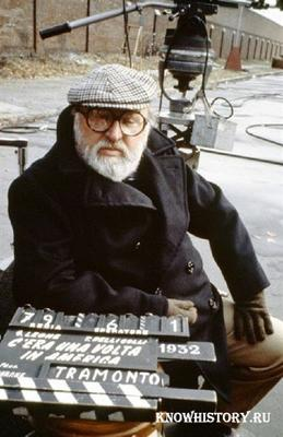 Серджио Леоне, кинорежиссер и продюсер