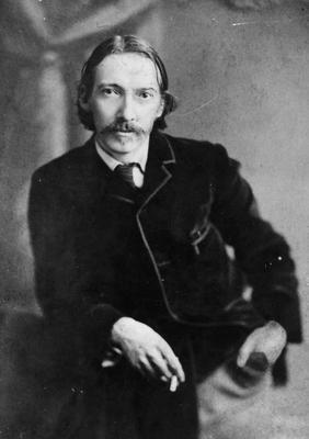 13 ноября в 1850 году родился шотландский писатель Роберт Льюис Стивенсон