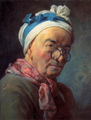 Французский художник Жан Батист Шарден