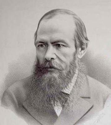 В 1880 году Достоевский произнес речь о Пушкине